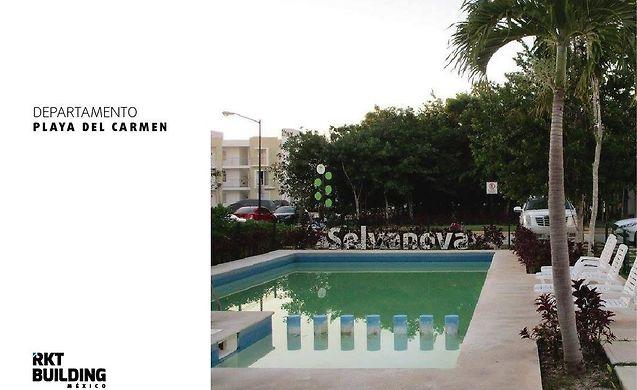 APARTMENT 503 EXCELLENT SELVANOVA, PLAYA DEL CARMEN